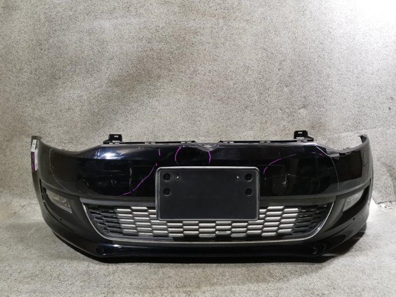 Бампер Volkswagen Polo 6R1 2013 передний
