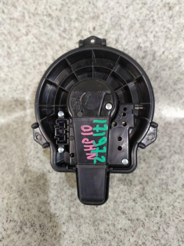Мотор печки Toyota Aqua NHP10 1NZ-FXE