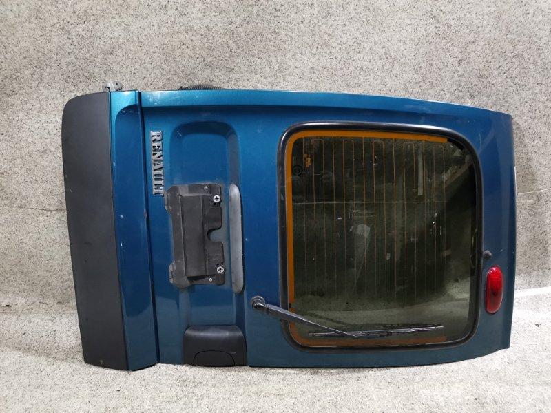 Дверь задняя Renault Kangoo KC K4M 2005