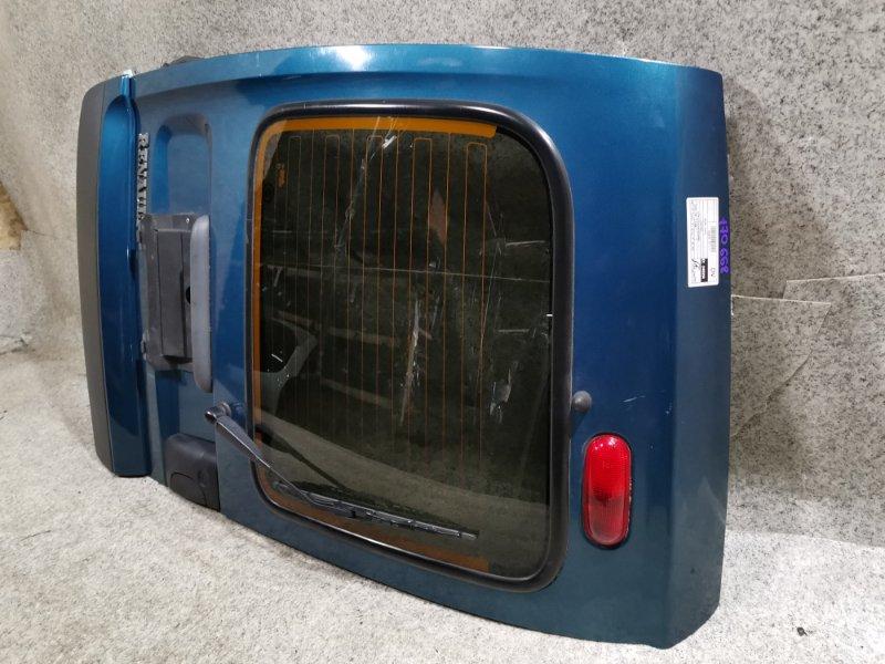 Дверь задняя Renault Kangoo KC K4M 2005 задняя
