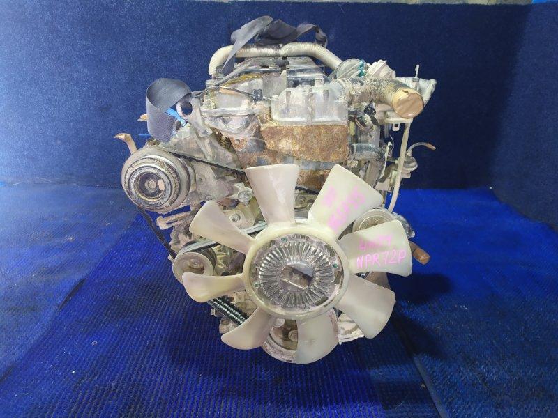 Двигатель Isuzu Elf NPR72P 4HJ1 1997