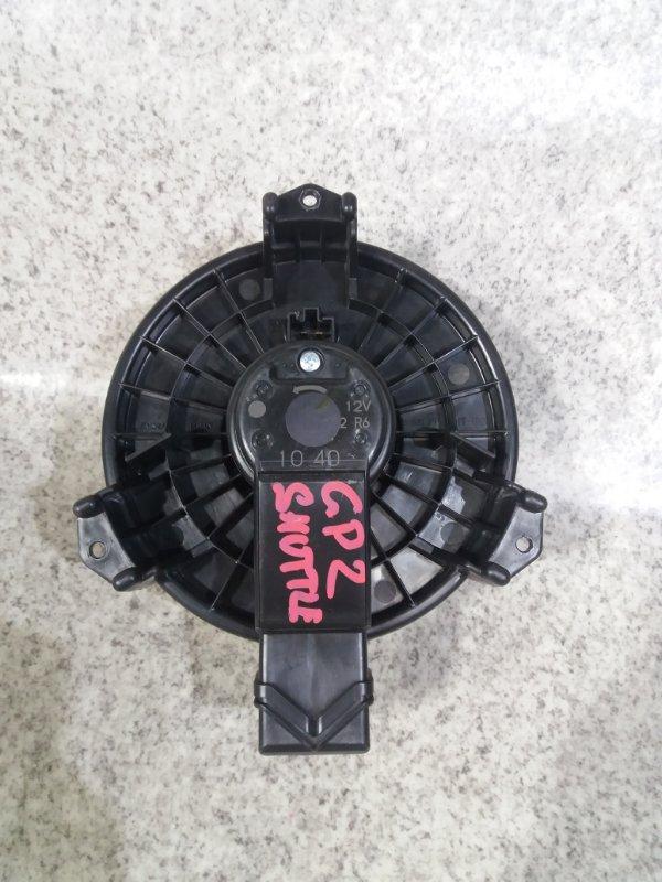 Мотор печки Honda Fit Shuttle GP2