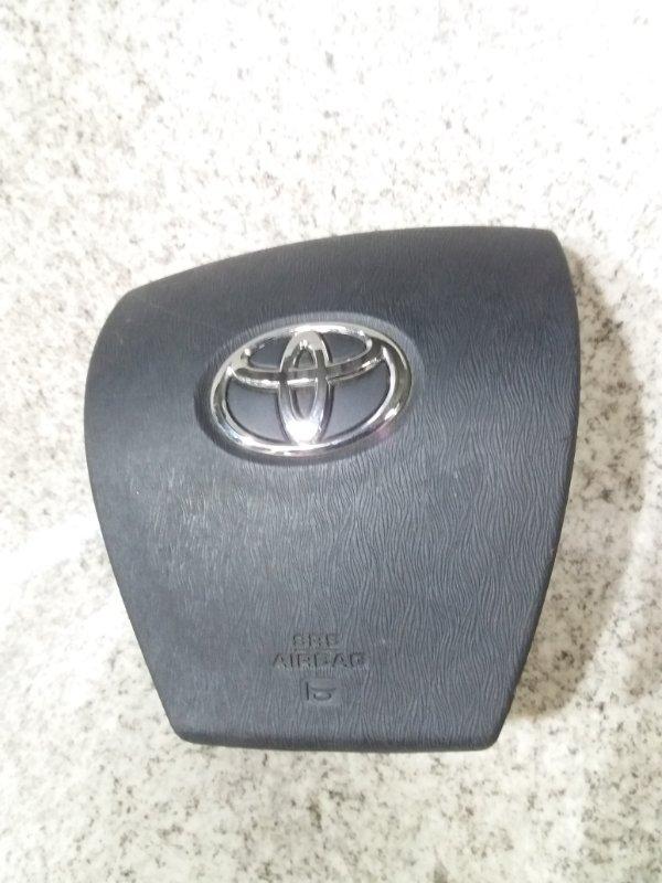 Airbag водителя Toyota Aqua NHP10 1NZ-FXE