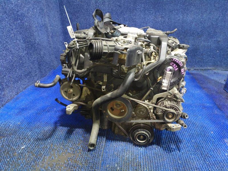 Двигатель Honda Legend KA7 C32A 1995