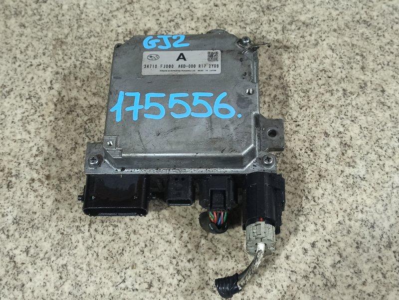Блок управления рулевой рейкой Subaru Impreza GJ2