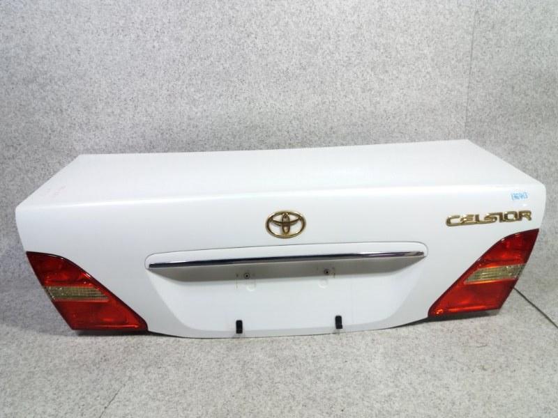 Крышка багажника Toyota Celsior UCF30 задняя