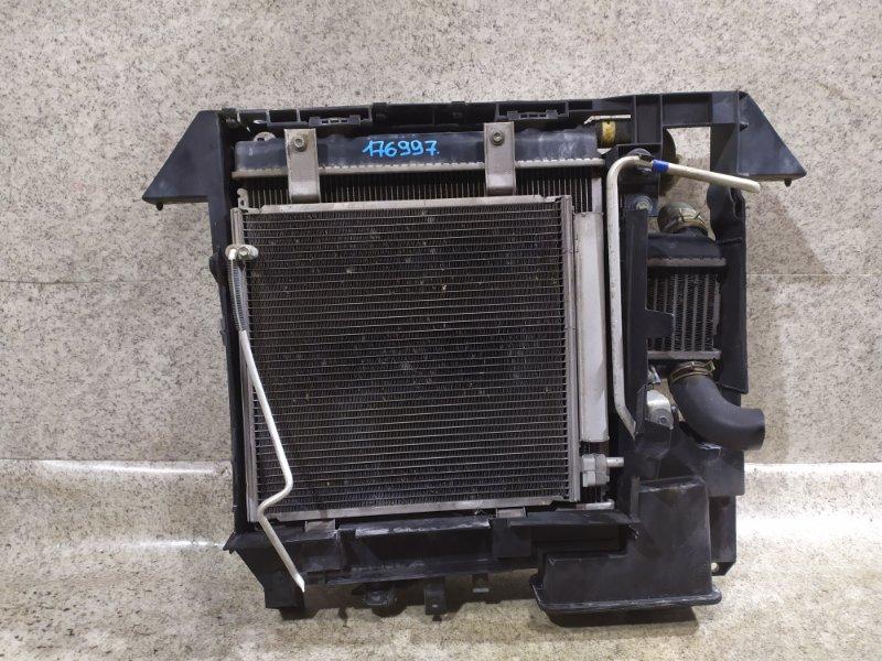 Радиатор основной Daihatsu Hijet Cargo S331V KF-DET 2011