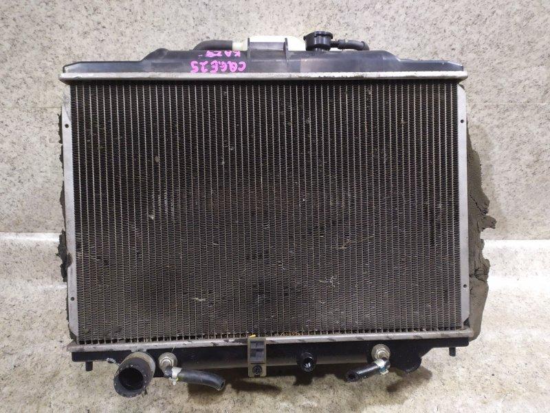 Радиатор основной Nissan Caravan CQGE25 KA24DE