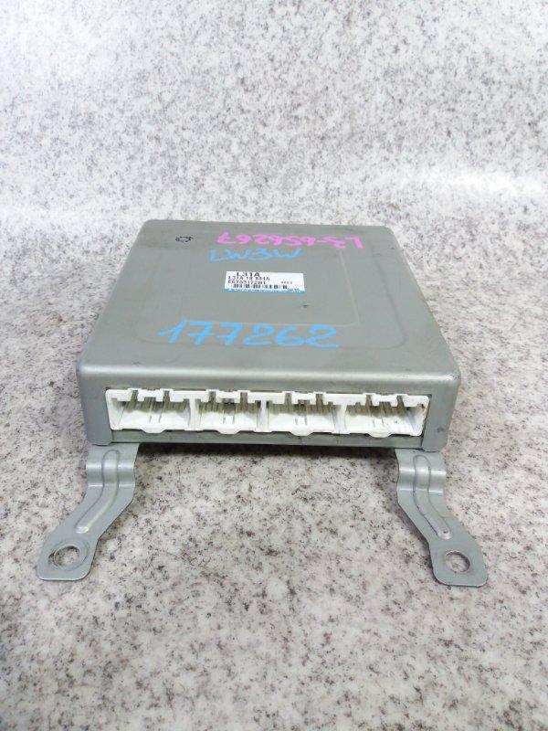 Блок управления efi Mazda Mpv LW3W L3