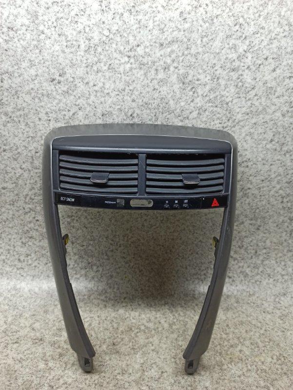 Консоль магнитофона Toyota Caldina AZT241