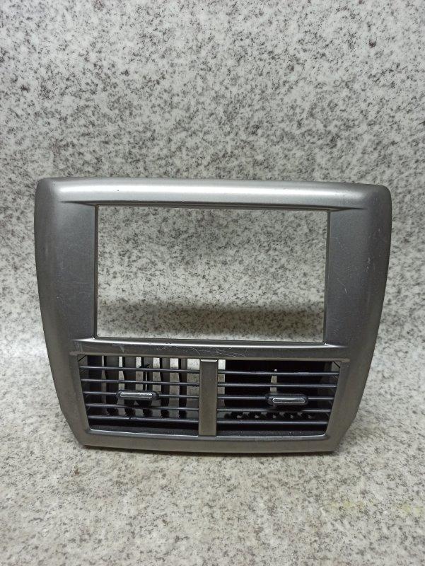 Консоль магнитофона Subaru Impreza GH2