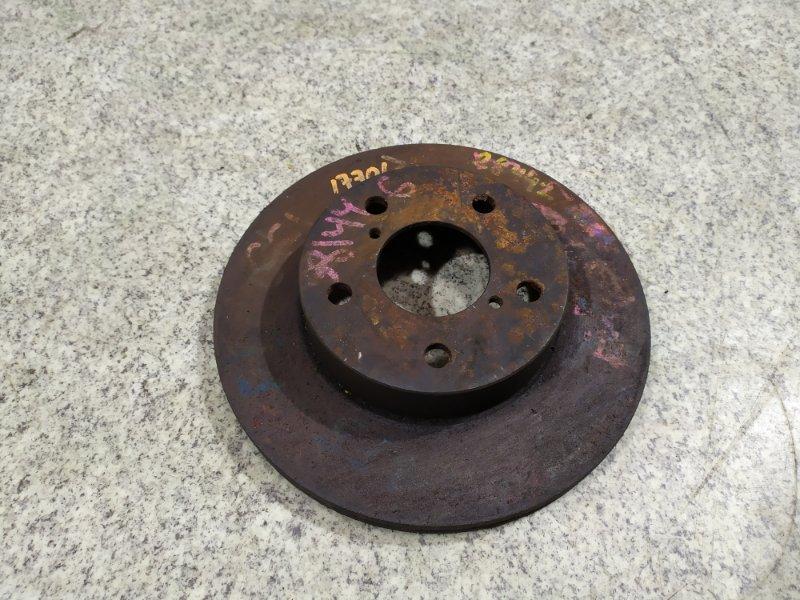 Тормозной диск Subaru Impreza GF1 передний правый #641683