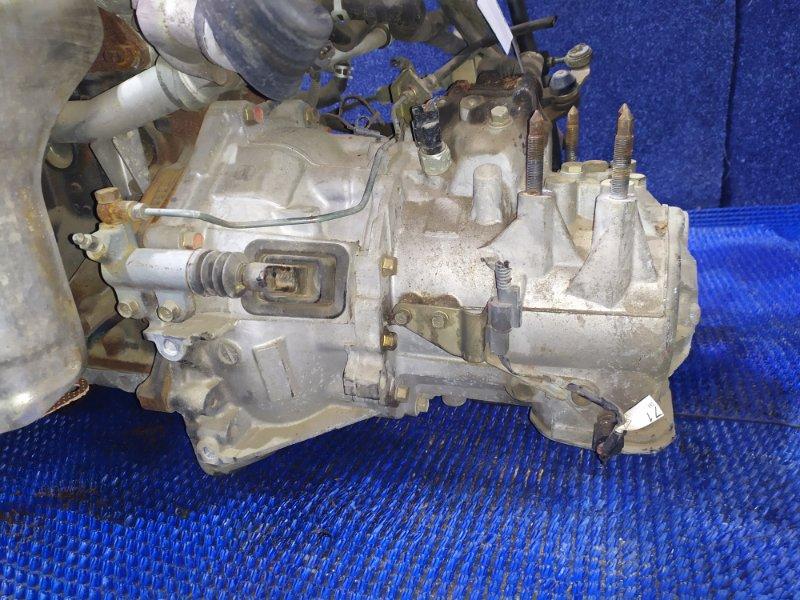 Мкпп Mitsubishi Legnum EA1W 4G93 GDI