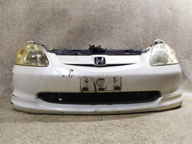 Nose cut Honda Civic EU2 D15A 2000 передний