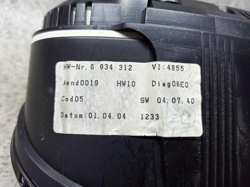 Спидометр Bmw 5-Series E60 M54B25