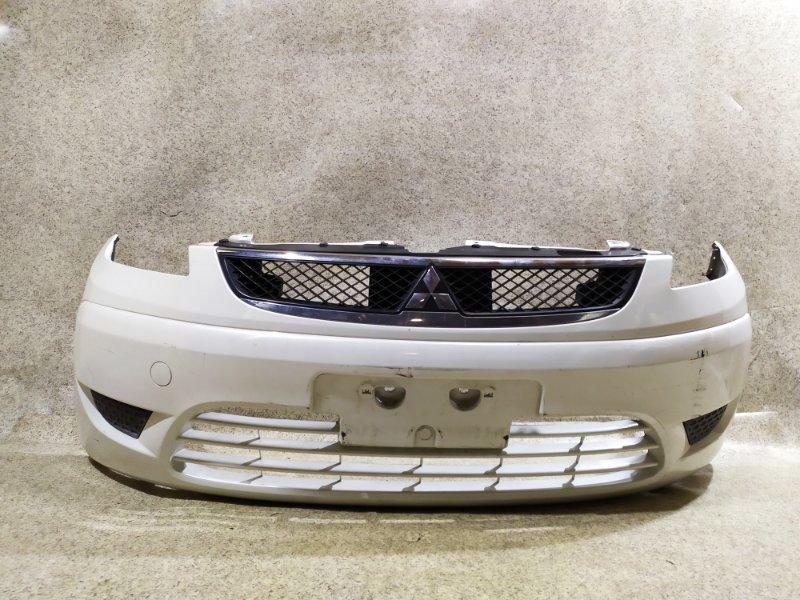 Бампер Mitsubishi Colt Z21A передний