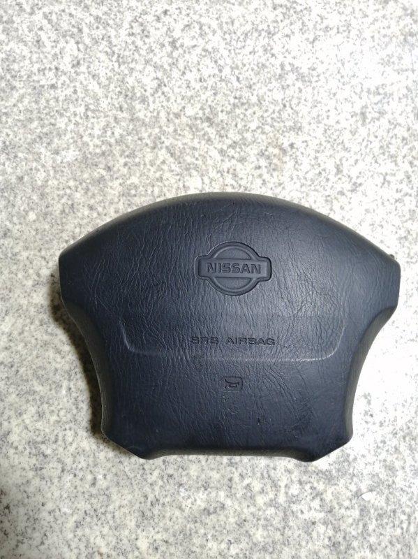 Airbag водителя Nissan Avenir W10 SR20DE
