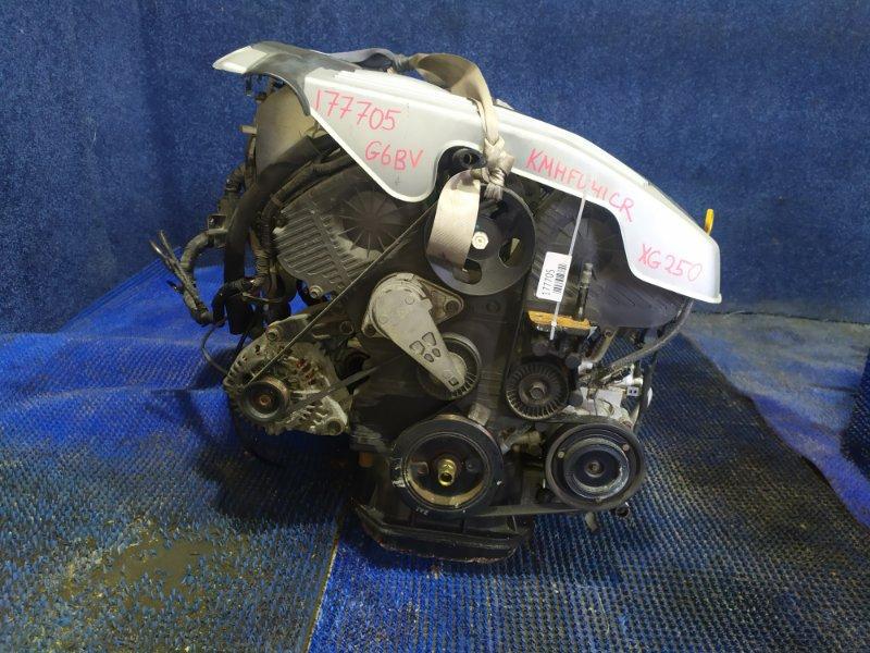 Двигатель Hyundai Xg250 XG G6BV 2004