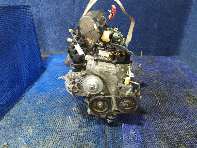 Двигатель Daihatsu Mira E:s LA300S KF-VE3 2012
