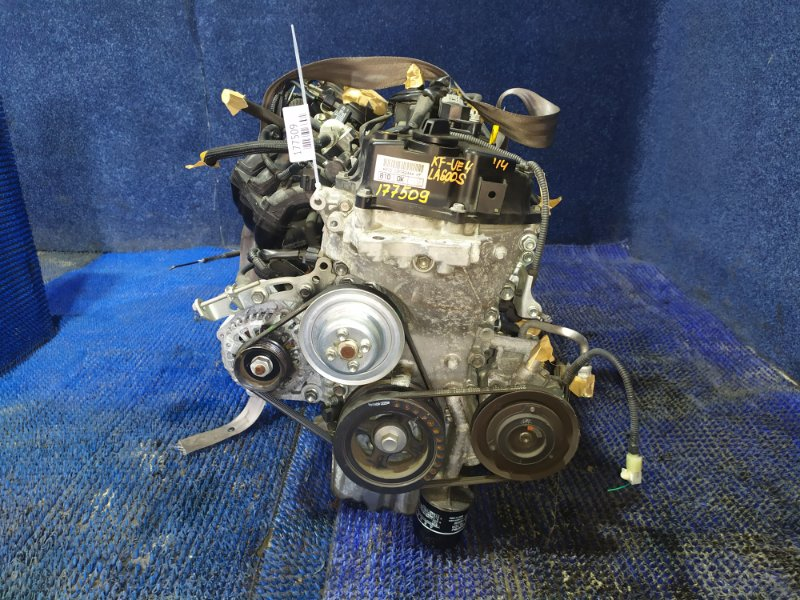 Двигатель Daihatsu Tanto LA600S KF-VE4 2014
