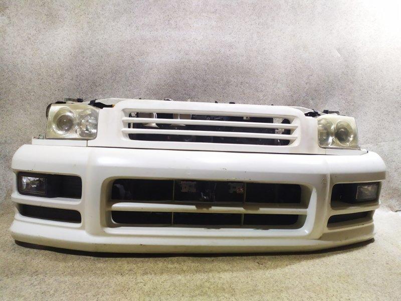 Nose cut Nissan Terrano R50 VG33E 2001 передний