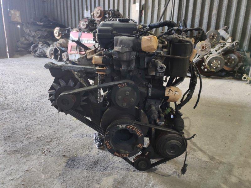 Двигатель Mitsubishi Fuso Aero Midi MK25H 6M61 2002