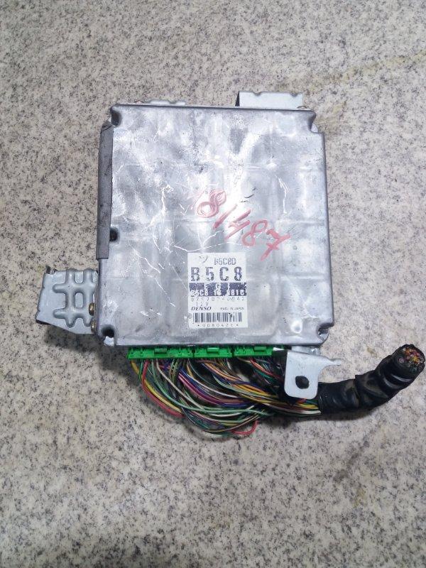 Блок управления efi Mazda Demio DW5W