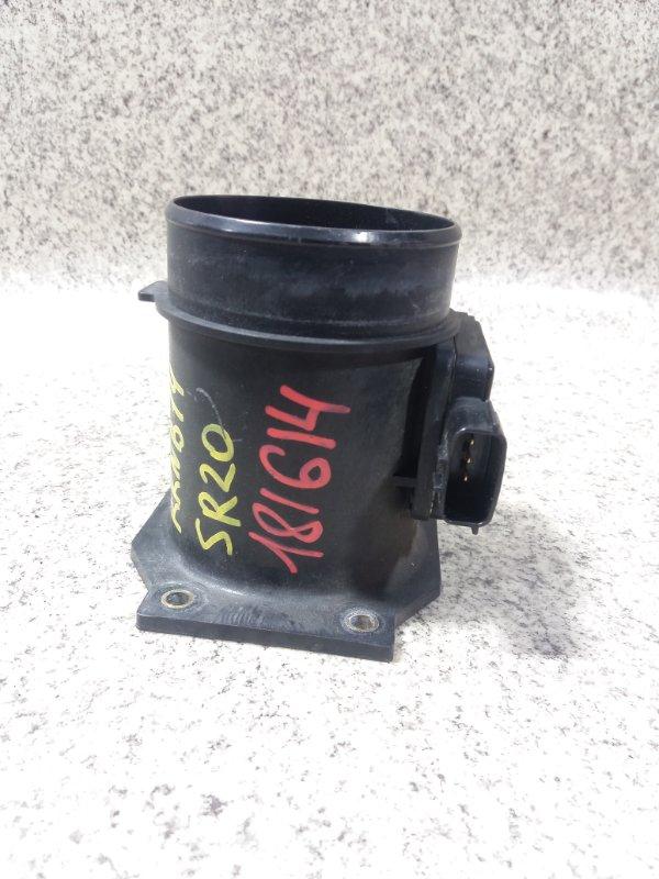 Расходомер воздушный Nissan Rasheen B14 SR20DE