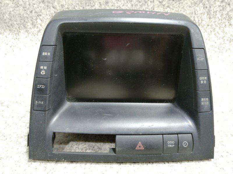 Монитор Toyota Prius NHW20