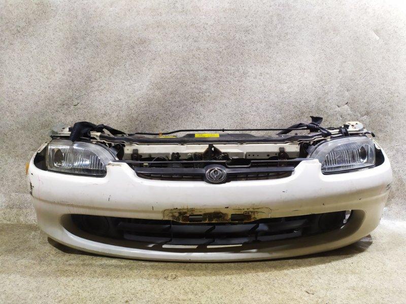 Nose cut Mazda Lantis CBA8P BPZE 1994 передний