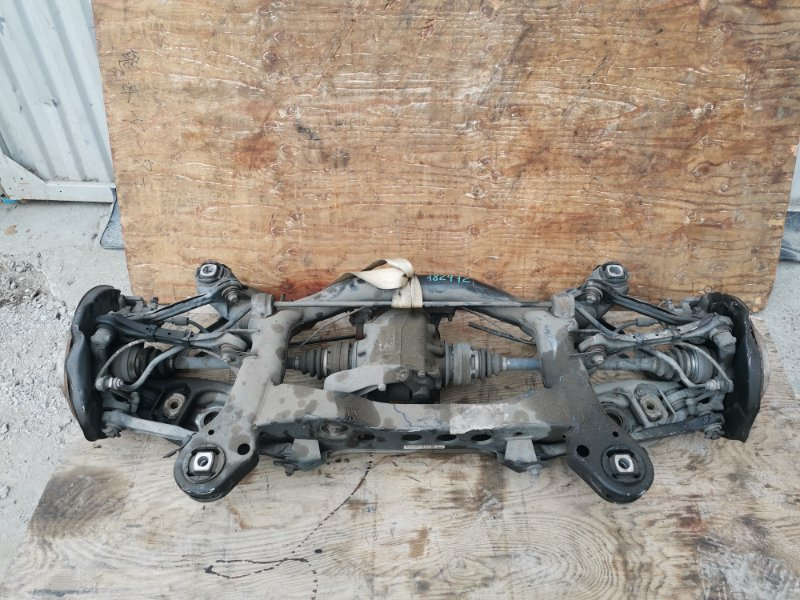 Балка подвески Bmw 3-Series E91 задняя