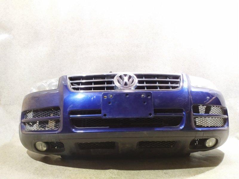 Nose cut Volkswagen Touareg 7L6 AZZ передний