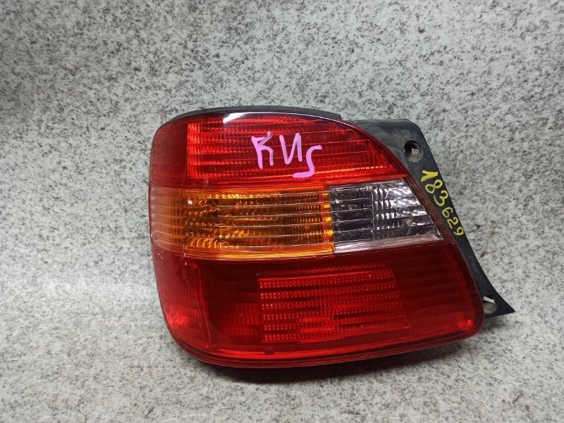 Стоп-сигнал Toyota Aristo JZS160 задний левый