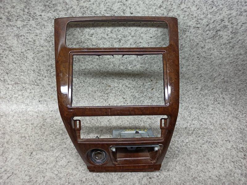 Консоль магнитофона Mitsubishi Galant EA1A
