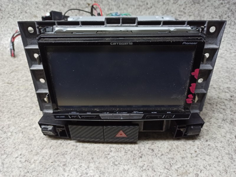 Магнитофон Pioneer Carrozzeria Avic-Zh0007