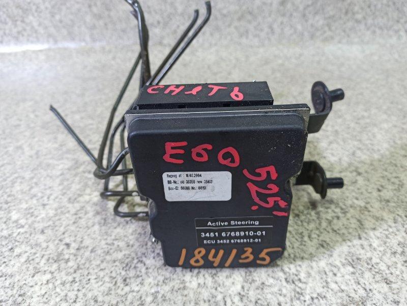 Блок abs Bmw 5-Series E60