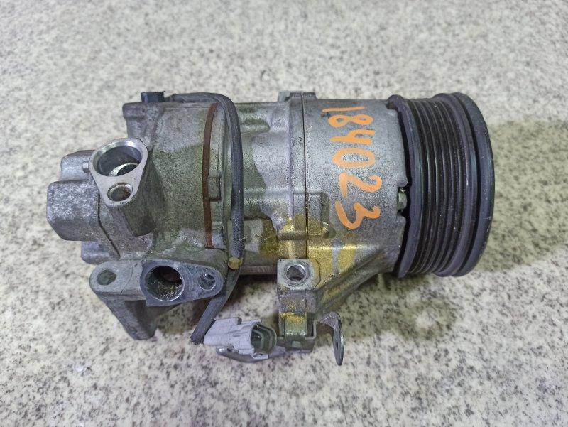 Компрессор кондиционера Toyota Vitz SCP90 2SZ-FE
