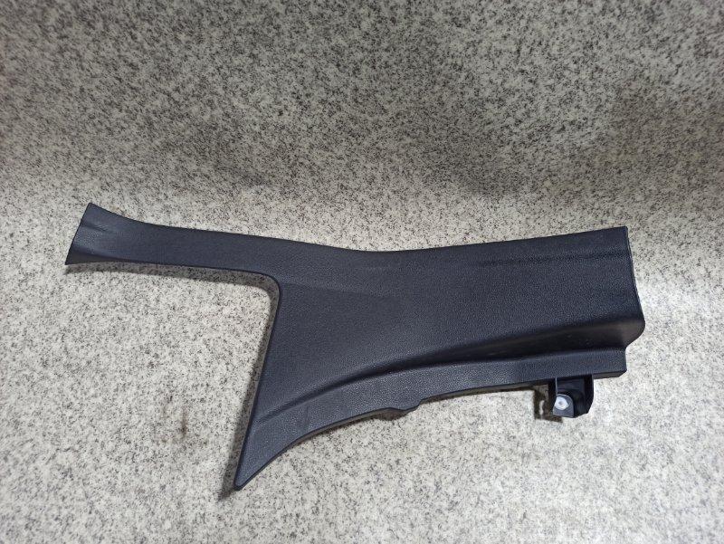 Накладка на порог Subaru Impreza GK6 задняя правая