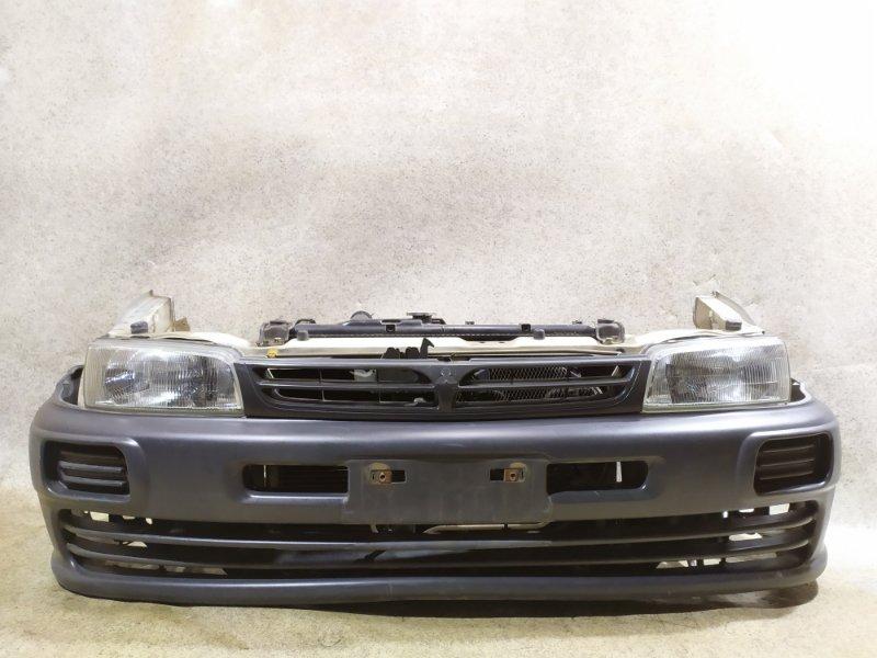 Nose cut Mitsubishi Libero CB1V передний