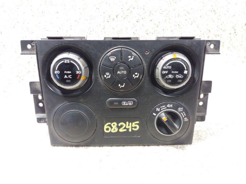 Климат контроль Suzuki Escudo TD54W