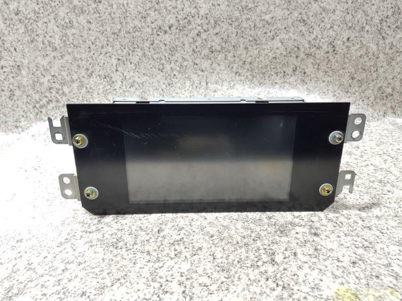 Монитор Nissan Teana J31 VQ23DE