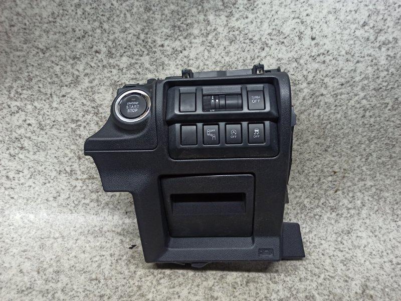 Кнопка старта Subaru Impreza GK6