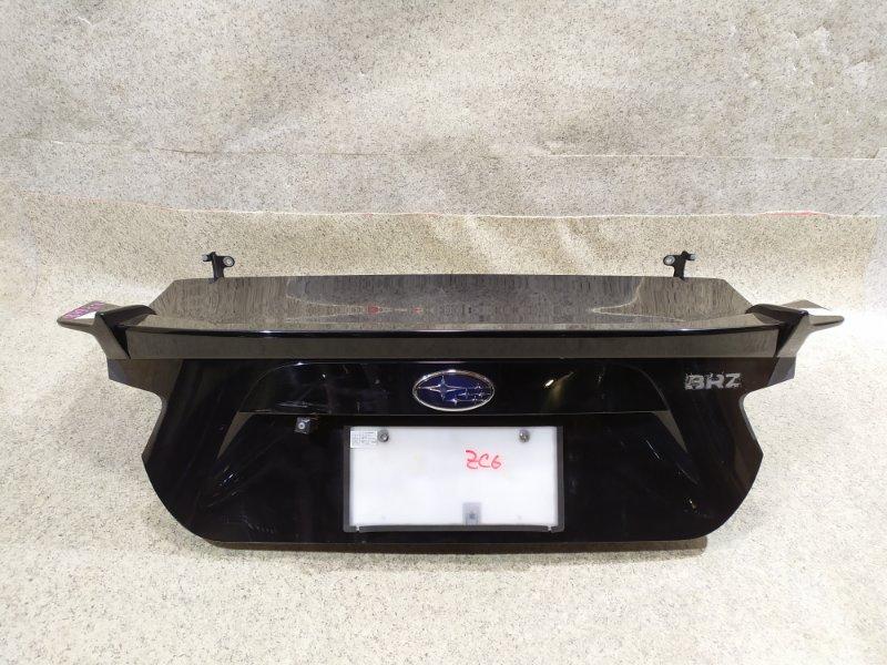 Крышка багажника Subaru Brz ZC6 задняя