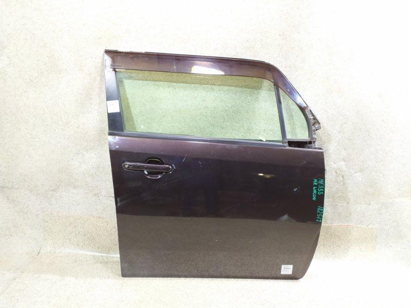 Дверь Suzuki Mr Wagon MF33S передняя правая
