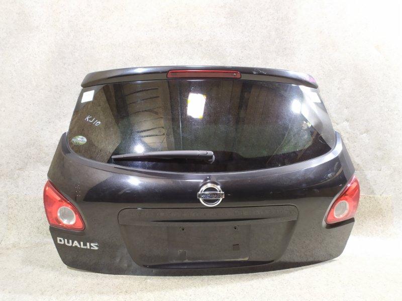 Дверь задняя Nissan Dualis J10 задняя