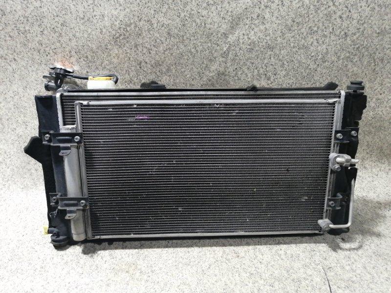 Радиатор основной Subaru Brz ZC6 FA20