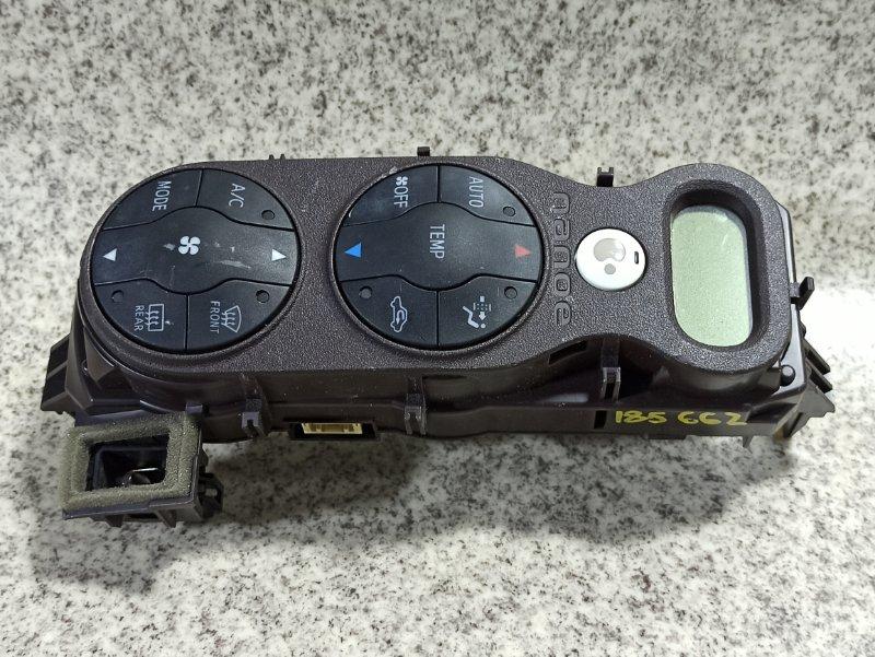 Климат контроль Toyota Spade NCP141