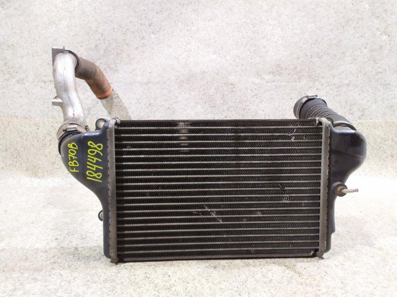 Интеркулер Mitsubishi Canter FB70B