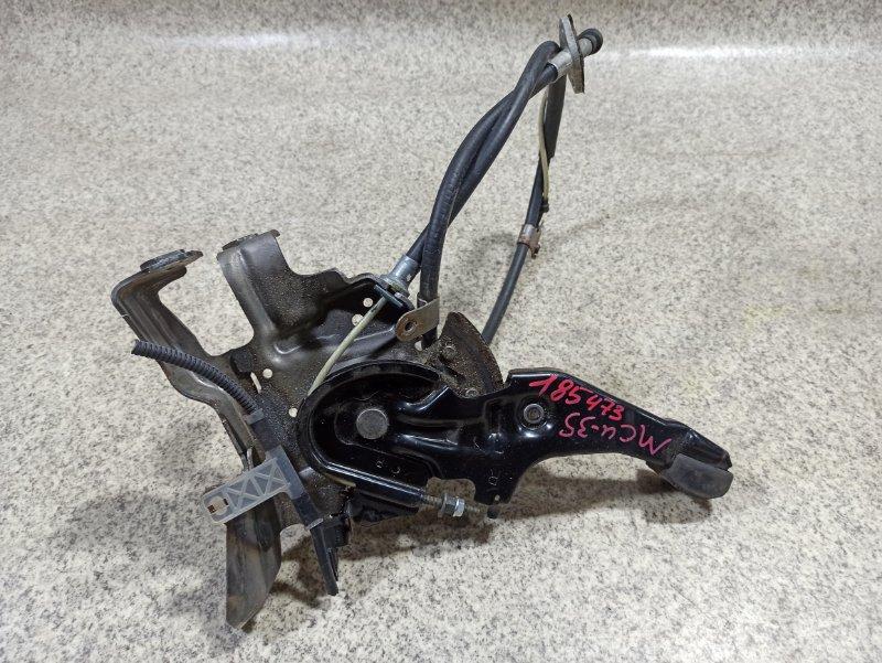 Педаль ручника Toyota Harrier ACU30
