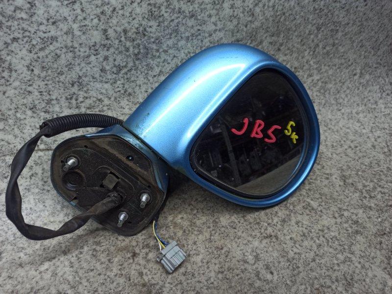 Зеркало Honda Life JB5 переднее правое
